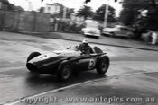 Melbourne Grand Prix 30th November 1958  Albert Park - Photographer Peter D'Abbs - Code AP58-168