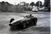 Melbourne Grand Prix 30th November 1958  Albert Park - Photographer Peter D'Abbs - Code AP58-170