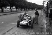 Melbourne Grand Prix 30th November 1958  Albert Park - Photographer Peter D'Abbs - Code AP58-180