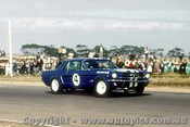 65023 - Norm Beechey - Ford Mustang - Calder 1965
