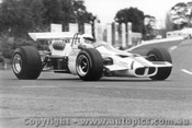 70532 - Leo Geoghegan  Lotus 59 - Sandown 1970