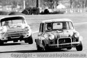 72031 - Alan Waterson - Morris Cooper S - Warwick Farm 1972