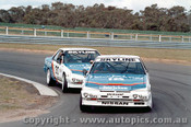87003-  G. Seton / G. Fury - Sandown 1987 - Nissan Skyline