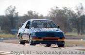 91003 - Glenn Seton - Ford Sierra - Oran Park 1991