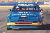 91004 - Glenn Seton - Ford Sierra - Amaroo Park 1991