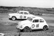 62710 - Reynolds / McKeown / Brewster  Volkswagen VW - Leighton / Bennett / Murison  Simca -  Armstrong 500 - Phillip Island 1962