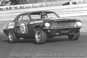 68048 - Red Dawson Ford Mustang - Warwick Farm 1968