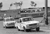 69727 - Haehnle / Wherrett Mazda R100 Coupe - Bathurst 1969