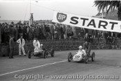 Geelong Sprints 24th August 1958 - Photographer Peter D'Abbs - Code G24858-11