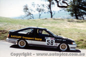 85721 - Rutcliff / Smith Toyota Levin - Bathurst 1985