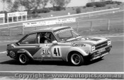 80720 -  Cartwright / Stevens  -  Bathurst 1980 - Ford Escort RS2000
