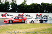 94005  -  M. Skaife and T. Mezera Holden Commodore VP - Sandown 1994