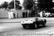 58404 - W. Pitt Jaguar D Type - Albert Park 1958