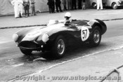 58406 - W. Blomfield Aston Martin DB3S- Albert Park 1958