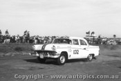 60703 - Gibbs / Carter / Wood Ford Customline - Armstrong 500 Phillip Island 1960