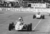 82502 - G. Tully Elfin Formula Ford and S. Guiliana Bormac F/F - Amaroo Park 1982