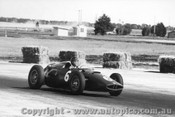 61503 - D. Gurney BRM - Ballarat Air Strip 1961
