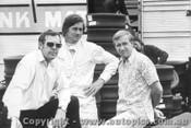 71614 - Frank Matich,  Kevin Bartlett and Niel Allen - Warwick Farm 1971