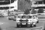 68052 - R. Coppins Ford Mustang - Warwick Farm 1968