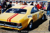 71036 - Norm Beechey Holden Monaro - Lakeside 1971  - Photographer John Heselwood