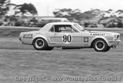 71042 - R. Bessant Ford Mustang  - Calder 1971