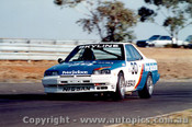 87006 -  G. Fury - Sandown 1987 - Nissan Skyline