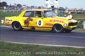 73022 - Jim Smith Leyland Rover  - Sandown  1973