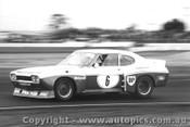 77005 - Allan Moffat - Ford Capri - Calder 1977