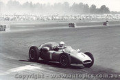 61505 - A. Mildren Cooper Maserati - Ballarat Air Strip 1961