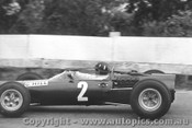 66523 - Graham Hill BRM - Sandown 1966