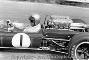67522 - Jack Brabham - Repco Brabham - Sandown 1967