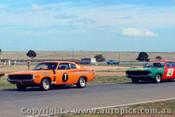 72048 - Geoghegan / Hurd - Valiant Chargers - Calder 1971
