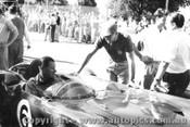 57505 - Doug  Whiteford Maserati - Albert Park 1957