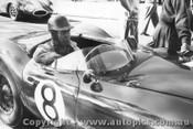 57507 - T. Sulman - Aston Martin  - Albert Park 1957