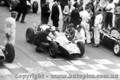 58508 - J. Brabham Cooper / S. Moss  Cooper - Albert Park 1958
