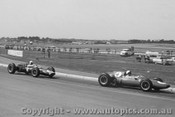 64510 - L. Davison / T. Mayer Cooper - Tasman Series Sandown 1964