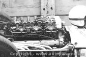 66521 - F. Gardner - Repco Brabham Maserati - Warwick Farm 1966 - Photographer Lance Ruting