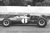 66524 - Jim Clark Lotus - Sandown 1966