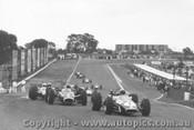 67527 - Start of the 1967 Sandown Tasman - Brabham / Stewart BRM / Clark Lotus / Hulme