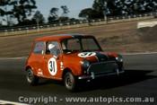 70091 - Philip Hudson - Morris Cooper S - Warwick Farm 1970