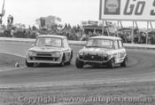 71047 - H. Lefoe Hillman Imp / J. Leffler Morris Mini LWT. Calder 1971