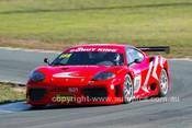 203053 - John Bowe, Ferrari 360 GT  - Wakefield Park June 2003 - Photographer Marshall Cass
