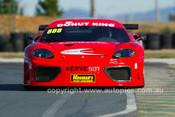 203054 - John Bowe, Ferrari 360 GT  - Wakefield Park June 2003 - Photographer Marshall Cass