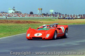 69431 - John Harvey McLaren M6 Repco V8 - Calder 1969