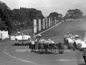"69355 - M. Card, MG TC ""Buttercup"" - 16th February 1969  Sandown  - Photographer Peter D'Abbs"