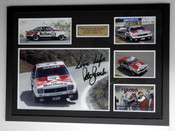 $259 - 30x20 inch - P. Brock & J. Richards Bathurst 1979 - *Signed by Both Drivers