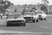 72051 - Moffat  Mustang - Jane Camaro - Beechey Monaro - Calder 1972