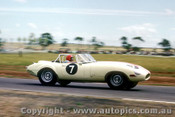 65414 - Bob Jane E Type Jaguar - Calder 1965