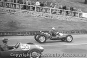 59502 - #6 J. Fish - Walton JAP #55 A. Staton - BRM  500 - Geelong Speed Trials 1959