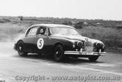 60004 - Ian  Pete  Geoghegan - Jaguar 3.4 - Phillip Island 1960